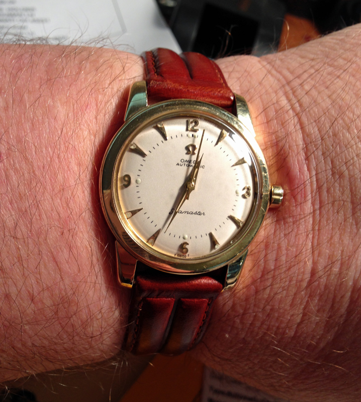 omega watches history wiki